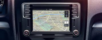 VW Discover Media Navigation System